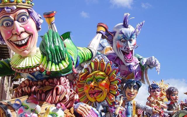 Carnevale a Chiaramonte Gulfi